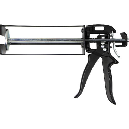 <h4><strong>OTTO Gigapress Duo 490 to solidny pistolet ręczny do obróbki z użyciem 2-komponentowych kartuszy side-by-side 490 ml </strong></h4>